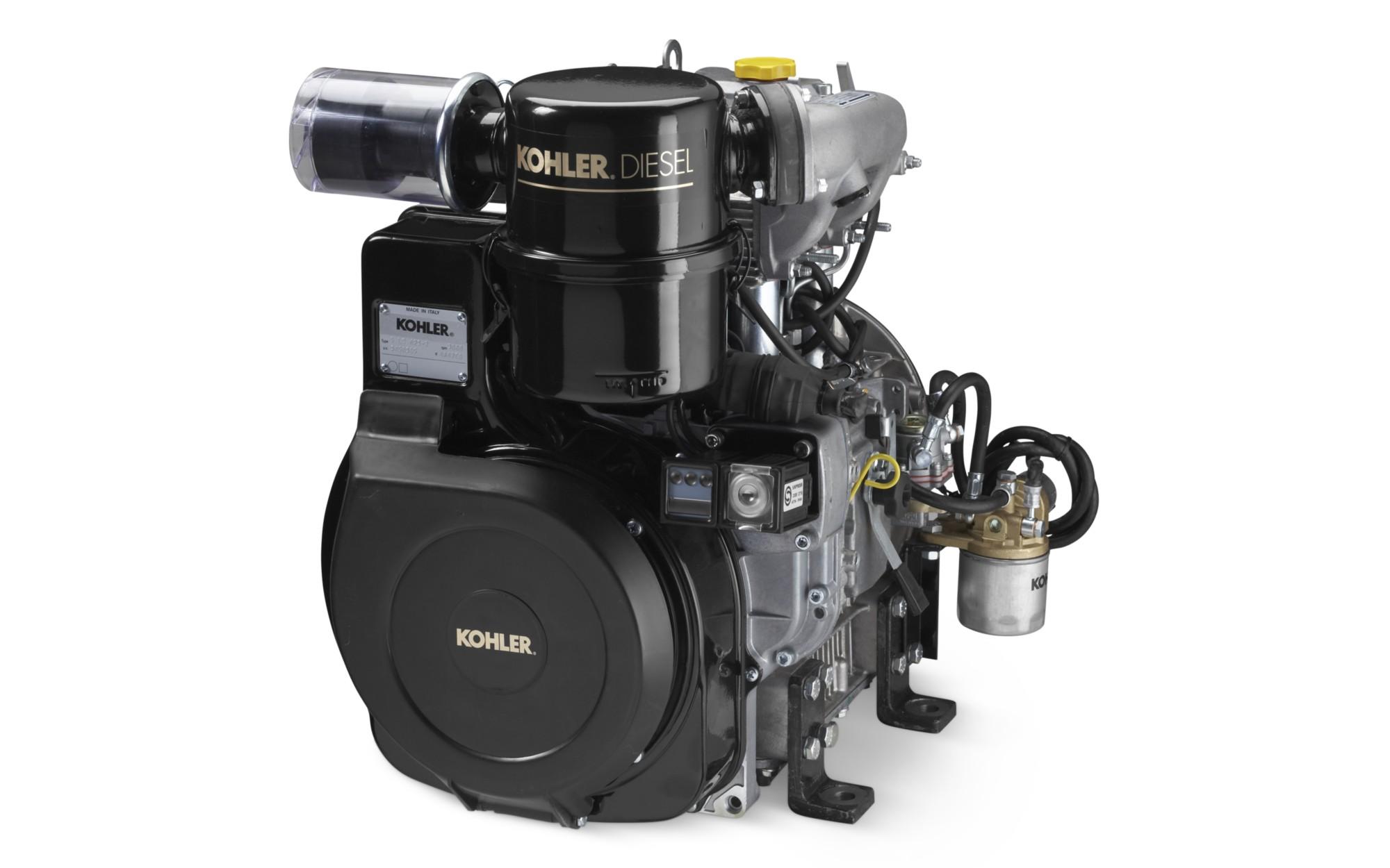 KD625-2 | Diesel Air-Cooled | KOHLER