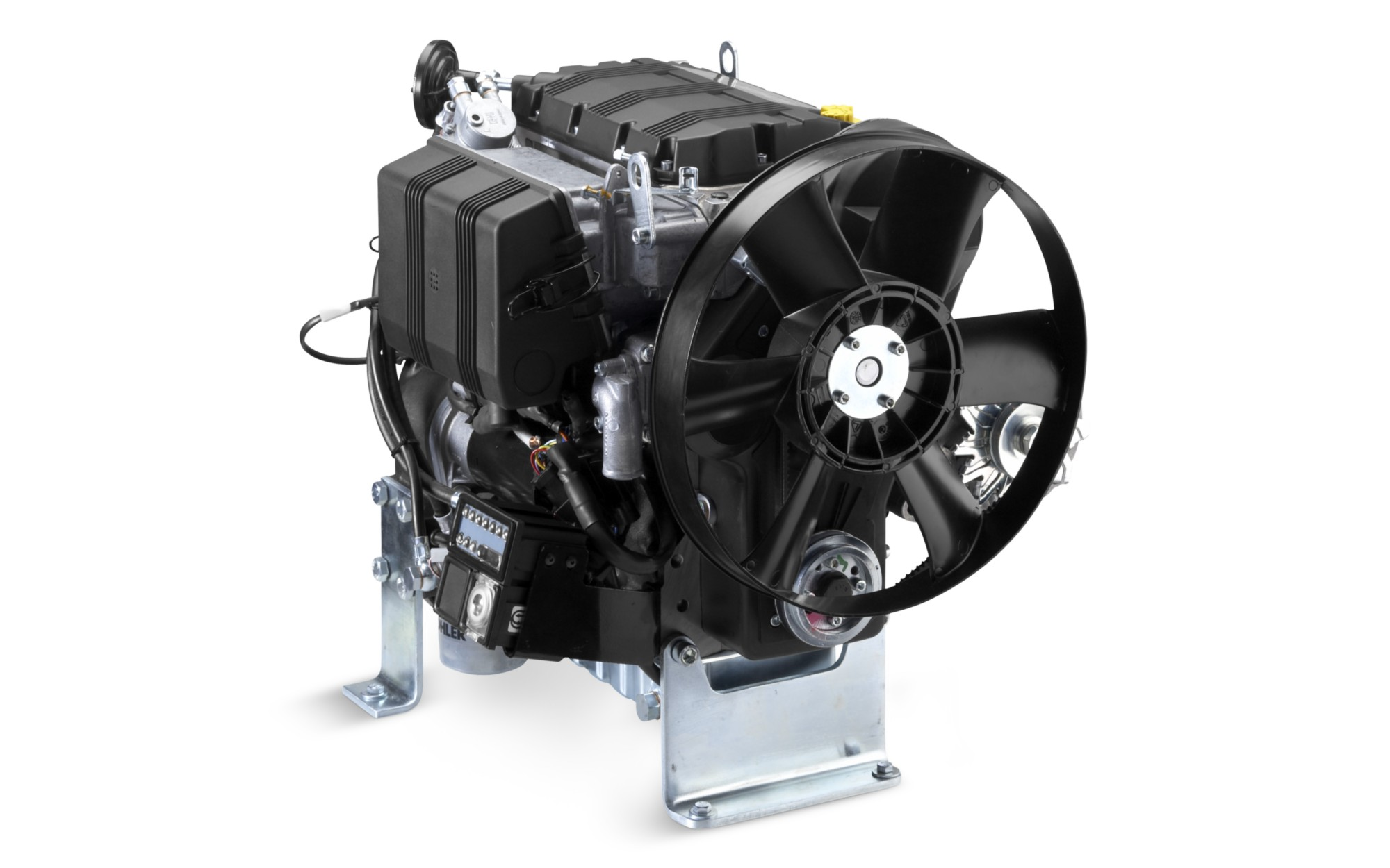 Kdw1003 Diesel Liquid Cooled Kohler Engine Parts Diagram