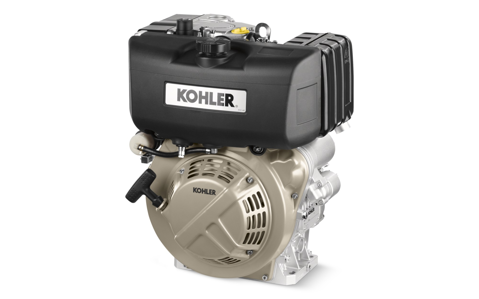 Kd440 Diesel Air Cooled Kohler 15 5 Engine Diagram