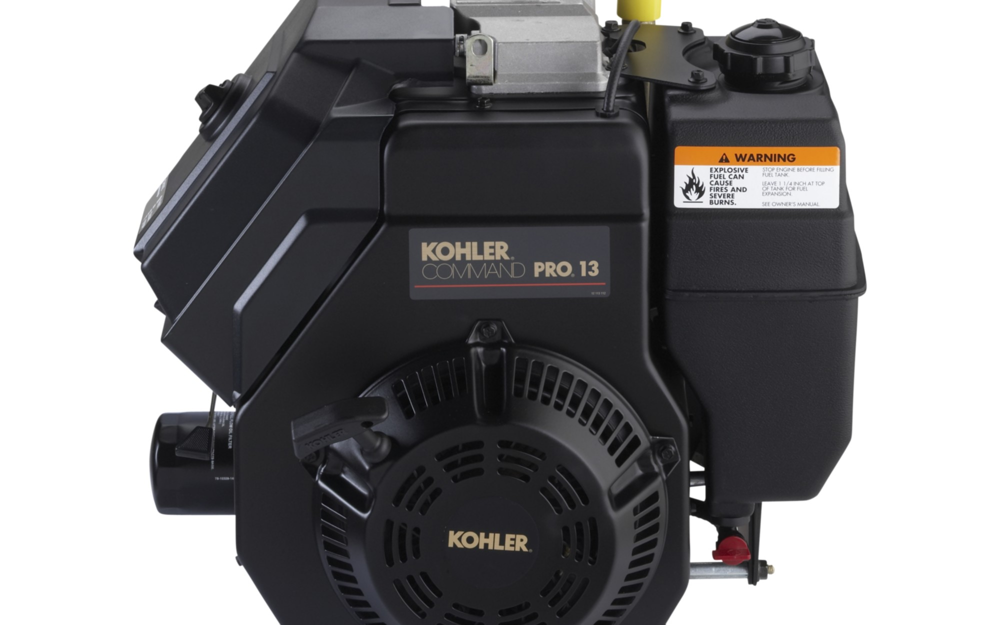 CH13 | Command PRO | KOHLER  Hp Wiring Diagram Kohler Command Pro on