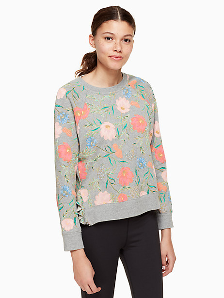 Kate Spade  BLOSSOM CROP PULLOVER