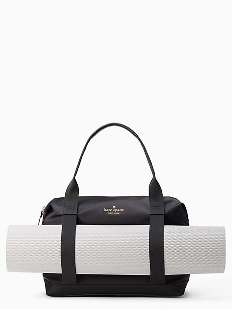 Watson Lane Yoga Bag, Black