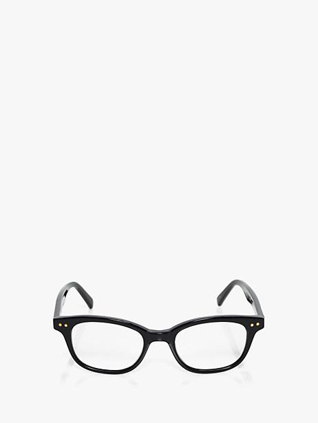 Rebecca 49Mm Reading Glasses - Tokyo Tortoise in Black