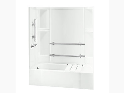 Type Bath Amp Shower Combo Showers Sterling Plumbing