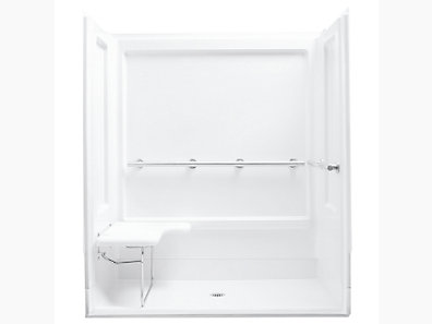 Type Walk In Shower Showers Sterling Plumbing