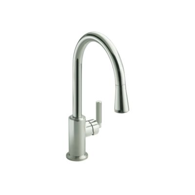 kallista kitchen faucets kallista vir stil r by kirar pull kitchen 12812