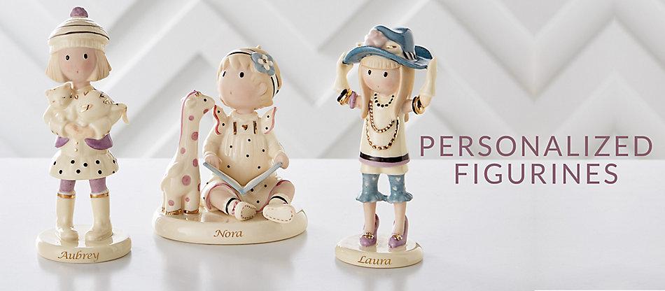 figurines personalized lenox