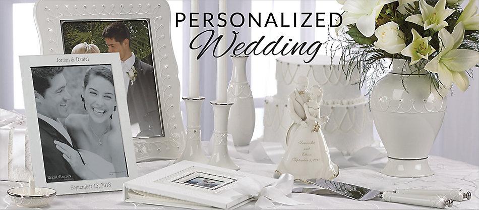 Anniversary & Wedding Gifts Online | Engraved Wedding Gifts | Lenox | www.lenox.com