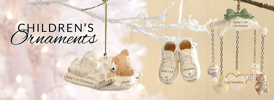 babies children ornaments lenox