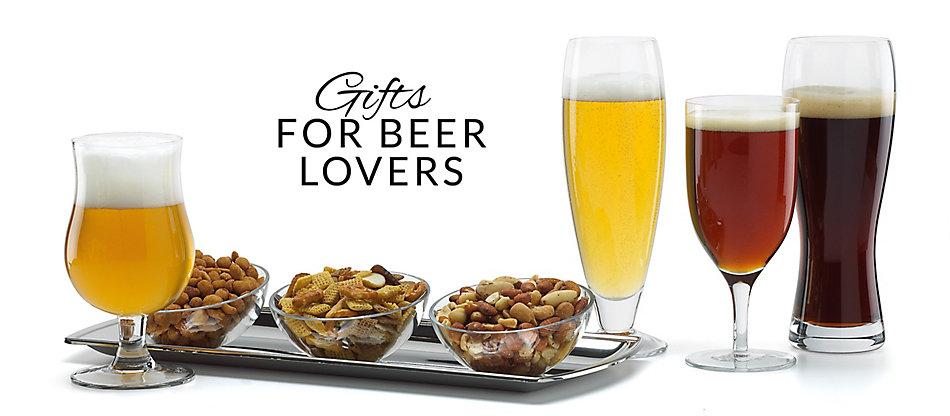 Beer Glasses | Craft Beer Glasses | Lenox | www.lenox.com