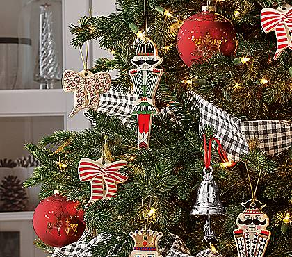 the ornament store - Holiday Value Decorative Christmas Set