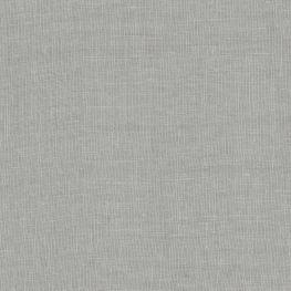 Soft Gray Linen Blend Fabric Breezy Linen Ash