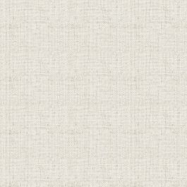 Flecked Light Gray Linen Fabric | Classic Linen Heathered Flax
