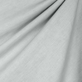 Cool Gray Linen Fabric Classic Linen Pearl Gray