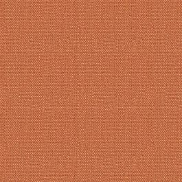 Burnt Orange Slubby Linen Fabric | Lush Linen Rust