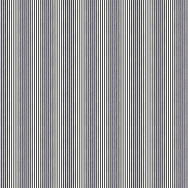 Black Ticking Stripe Fabric Little White Line Black