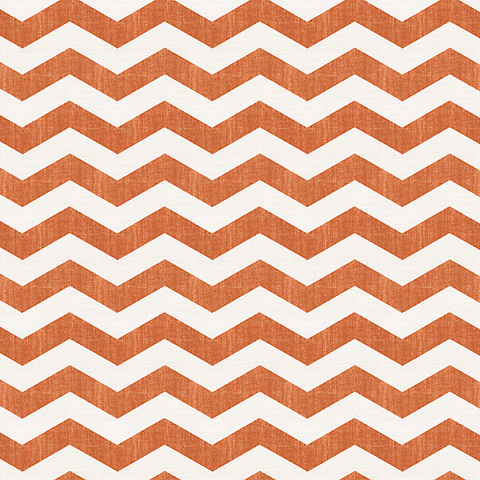 Delighted Orange And White Chevron Fabric Images - Bathtub for ...