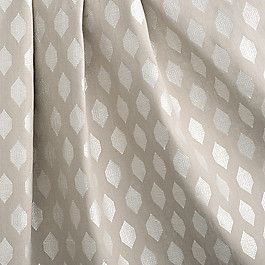 Light Taupe Diamond Fabric Bindi Stone