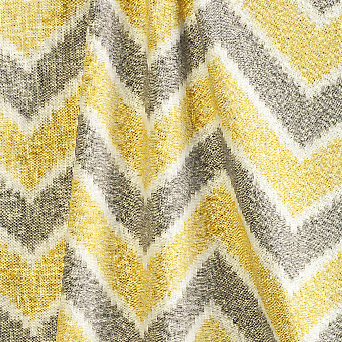 Generous Gray And Yellow Chevron Fabric Ideas - Bathtub for ...