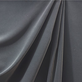 Warm Gray Velvet Fabric Classic Velvet Steel
