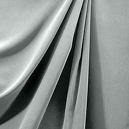 Light Gray Velvet Fabric Classic Velvet Sterling