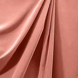 Coral Pink Velvet Fabric Classic Velvet Nectar