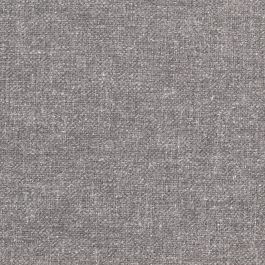 Heathered Gray Woven Blend Fabric | Dapper Flint