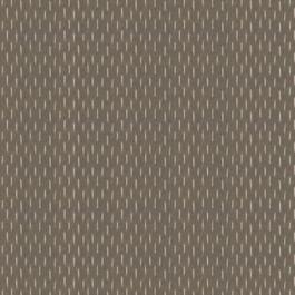 Tan & Black Dashes Fabric | Desert Rows Cinder