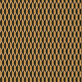 Bronze & Charcoal Diamond Fabric | Alessio Geo Bronze