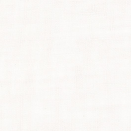 Warm White Gauzy Linen Fabric | Linen Sheer White