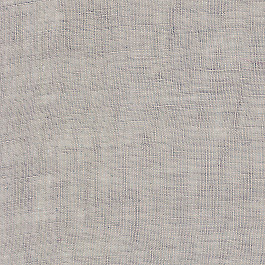 Light Gray Gauzy Linen Fabric | Linen Sheer Dim Gray