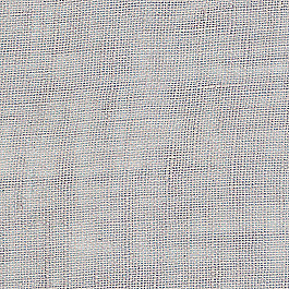 Cool Gray Gauzy Linen Fabric | Linen Sheer Limestone Gray