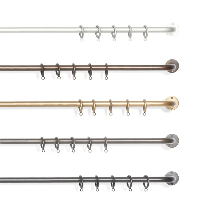 French Return Rods And Drapery Hardware
