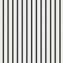 Navy & White Stripe Outdoor Fabric | Lido Indigo