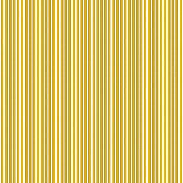 Bright Yellow Thin Stripe Outdoor Fabric | Shore Citron