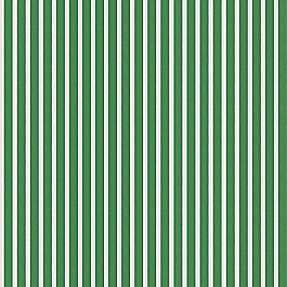Emerald Green Thin Stripe Outdoor Fabric | Shore Emerald