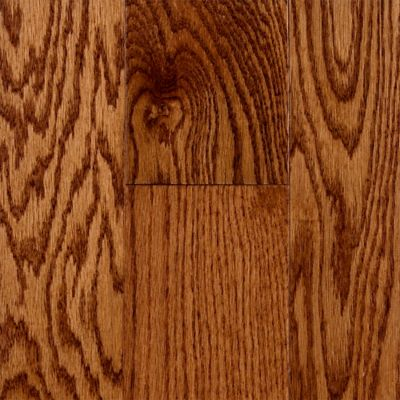3/8 x 5 Hunter Red Oak