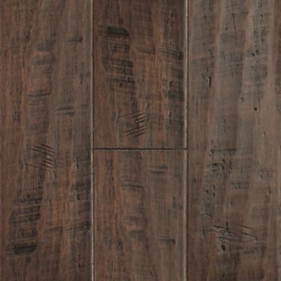 3 8 Quot X 3 7 8 Quot Engineered Carbonized Strand Bamboo