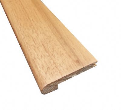 3/8 x 2-3/4 x 78 Spice Hickory Stair Nose