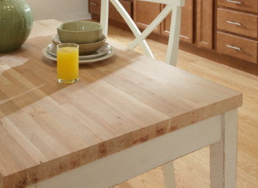 Real Butcher Block Countertops
