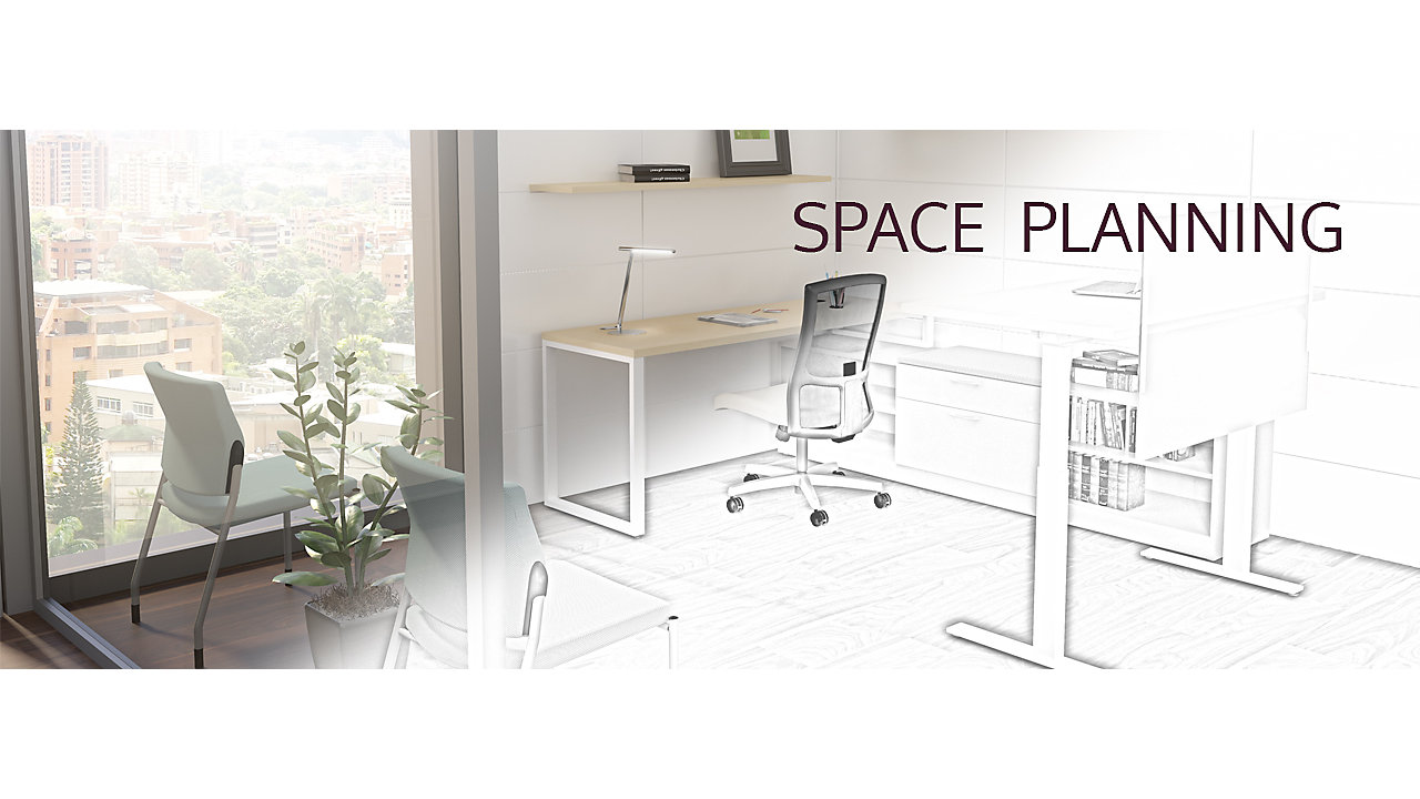 Space Planning | Maxon Furniture