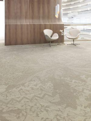 Broadloom Custom Carpet Elegant Aesthetic 36 Ester Hazy Mohawk Group