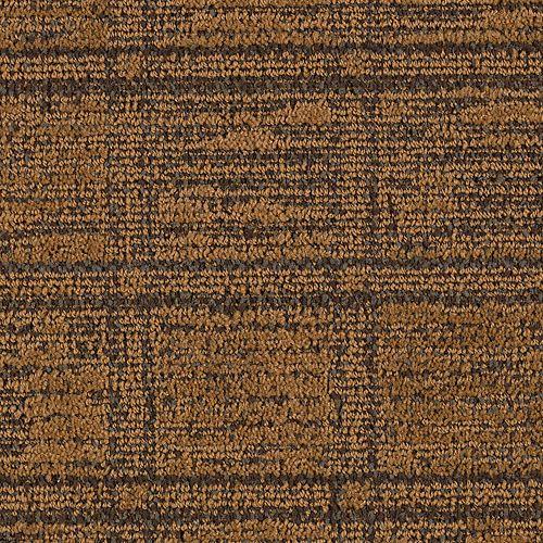Woven Block Golden Flax 231