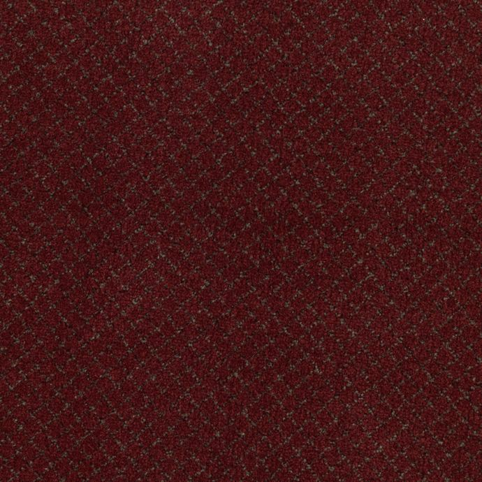 Lattice Style Deep Claret 101