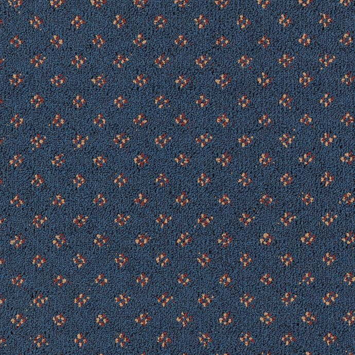 Monogram Indigo Batik 585