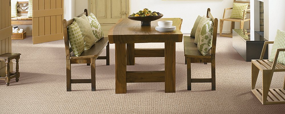 Room Scene of Forward Thought - Carpet by Mohawk Flooring