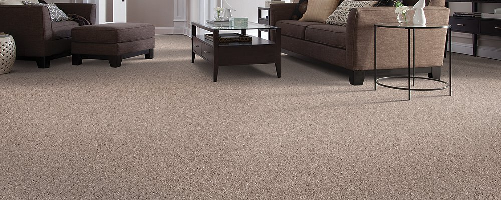 Room Scene of Enticing Objective - Carpet by Mohawk Flooring