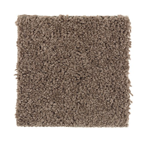Neutral Base in Foxfire Suede - Carpet by Mohawk Flooring