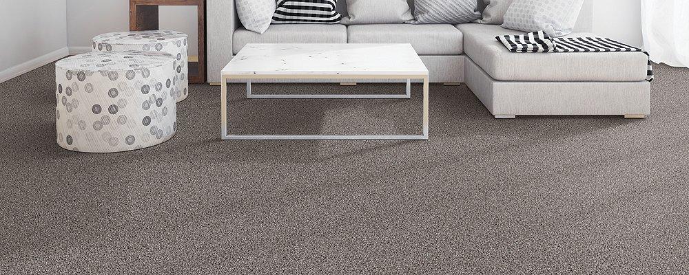 Room Scene of Soft Dimensions I - Carpet by Mohawk Flooring