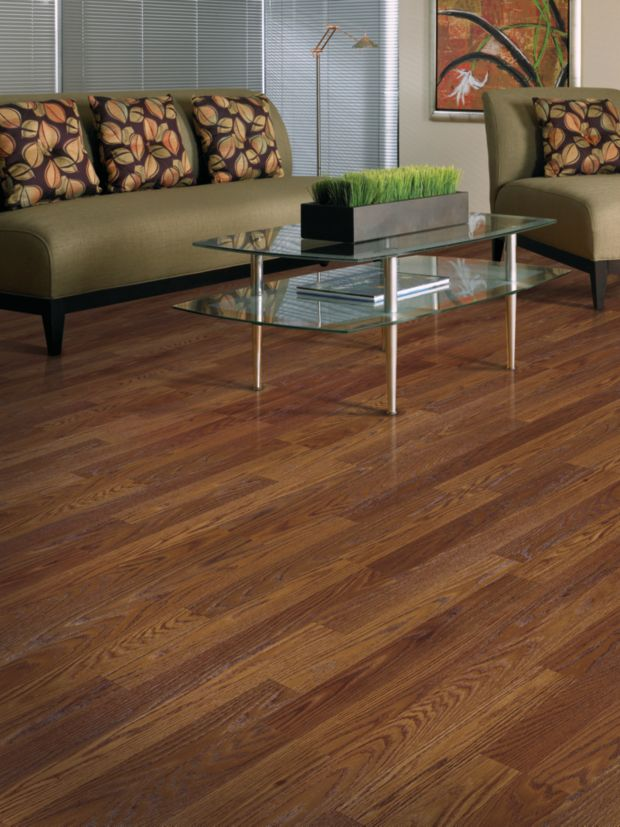 Georgetown Saddle Oak Plank 5